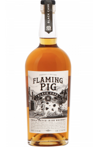 FLAMING PIG BLACK CASK