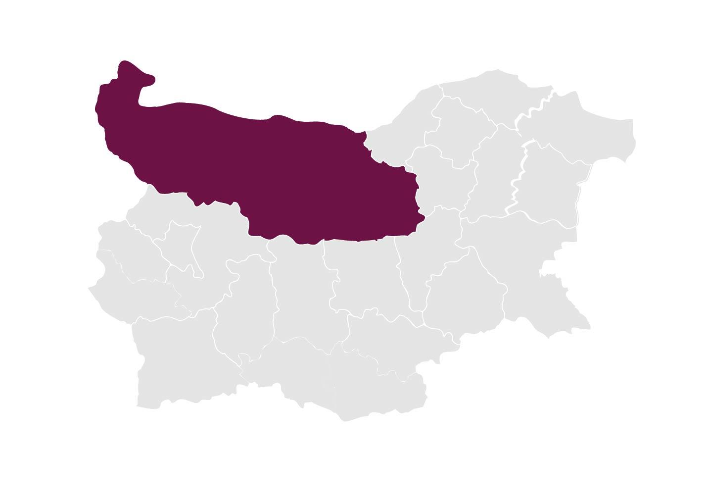 Bułgaria Równina Dunajska